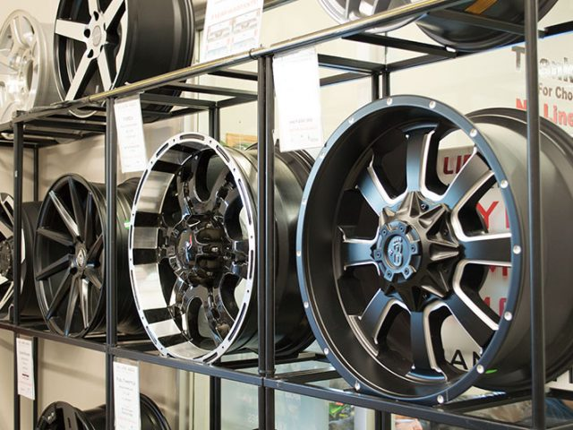 Customize your vehicle with Nu Line Auto wheels - Meadow Lake, SK.